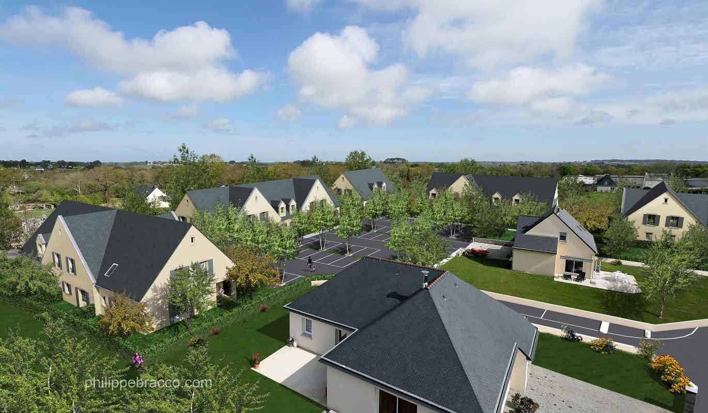 cabinet d 39 architecte cannes plumergat hameaux villas. Black Bedroom Furniture Sets. Home Design Ideas
